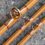 Gespließte Fliegenruten - Split Cane Fly Rods - Christian Strixner